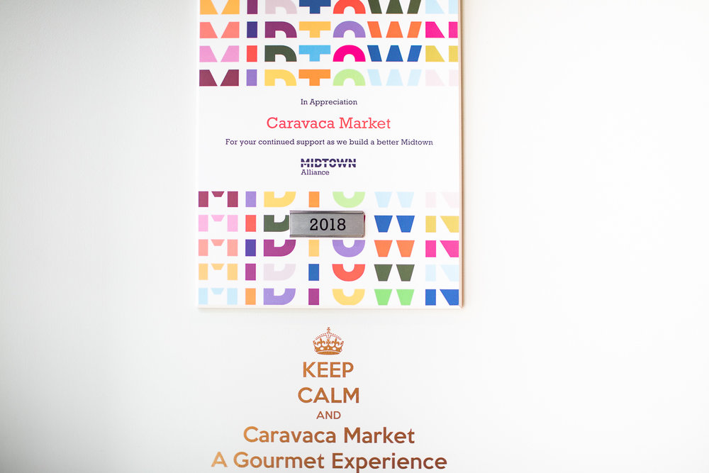 Keep Calm and Caravaca Market.
