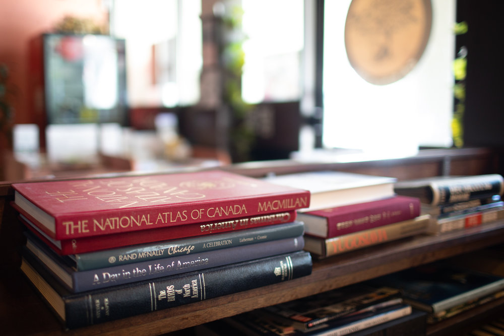 Some vintages atlases for your viewing or reading pleasure.