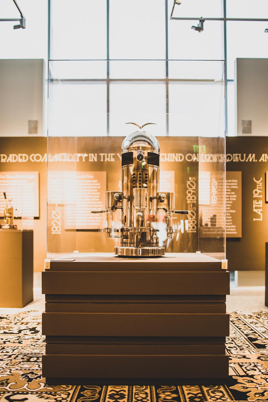 The Victoria Arduino Venus Century is perhaps the centerpiece of the exhibition at MODA's  Passione Italiana .