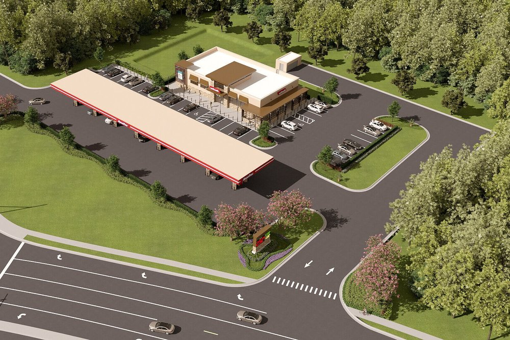 - RaceTrac Gas Stations, Florida wideInsite Studio provides land use, zoning and public outreach support for several RaceTrac sites and stores. These developments serve high-volume, high-traffic metropolitan areas throughout Florida.
