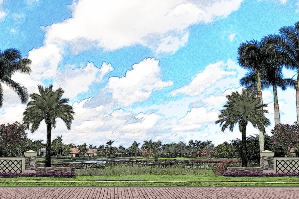 - Vintage Oaks, The Polo Club of Boca RatonInsite Studio is developing an enhanced landscaping vision for the Vintage Oaks community entrance located within the premier private country club of The Polo Club of Boca Raton.
