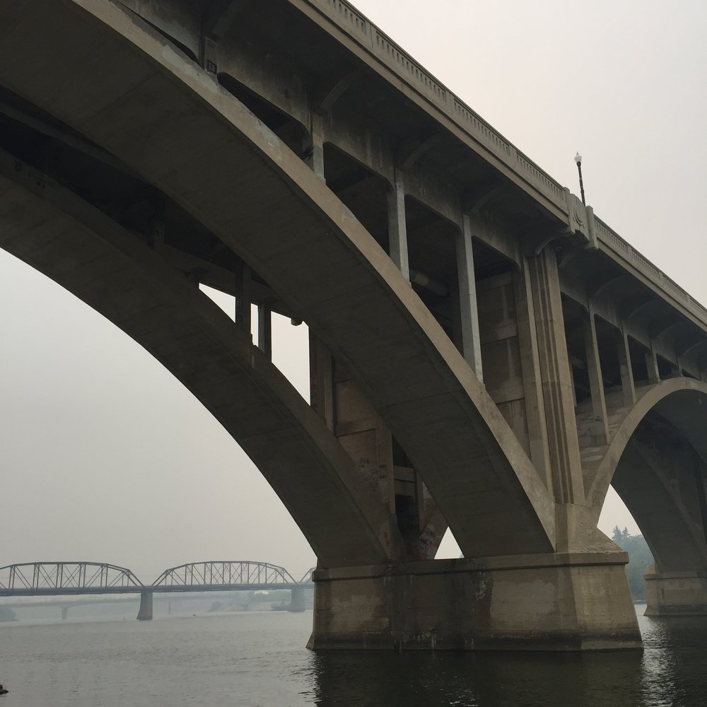 Smoky Bridges