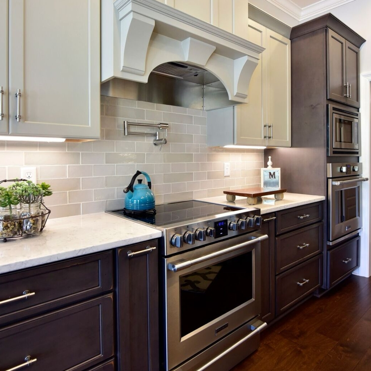 Kitchen and Bath Remodeling - Make the kitchen or bath of your dreams a reality.