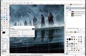 GIMP - 2D Image Manipulation