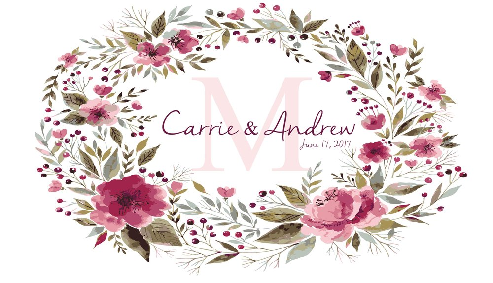 Wedding Logo #37