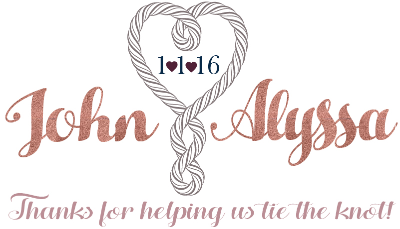 Wedding Logo #17