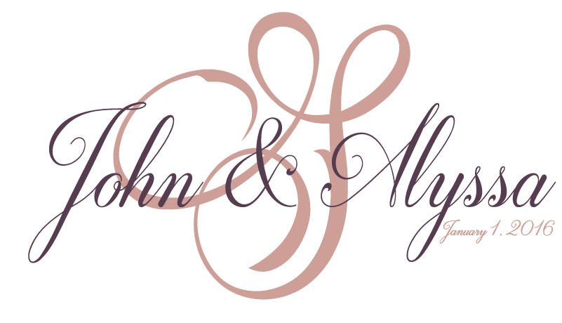 Wedding Logo #24