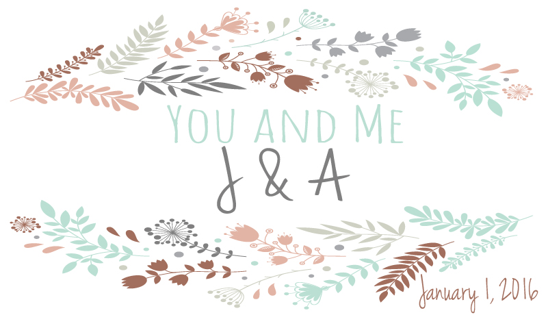 Wedding Logo #26