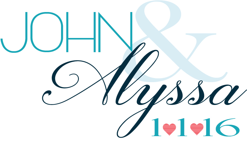 Wedding Logo #27