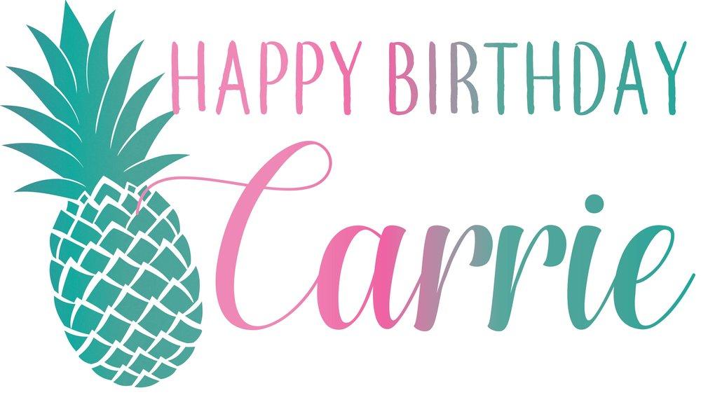 Birthday Logo #12