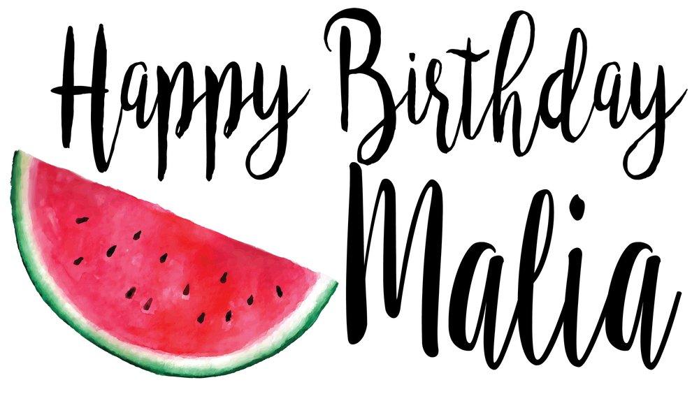 Birthday Logo #13