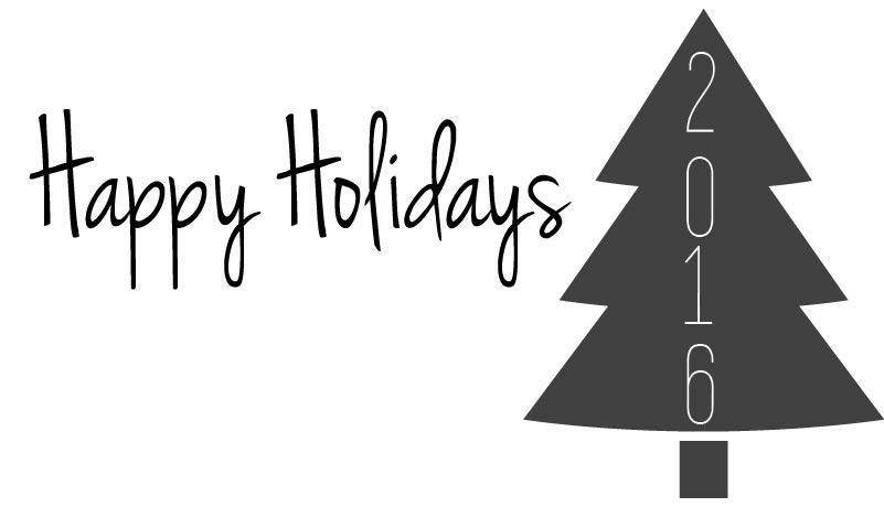 Holiday Logo #9