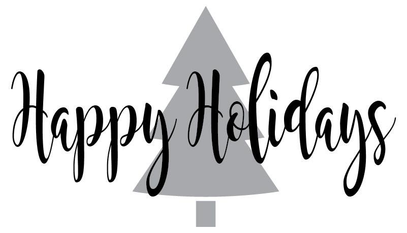 Holiday Logo #12