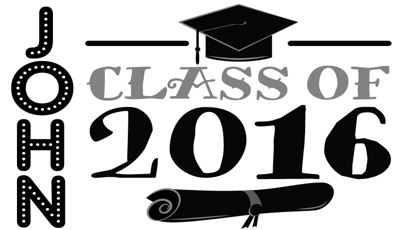 Graduation Logo #3