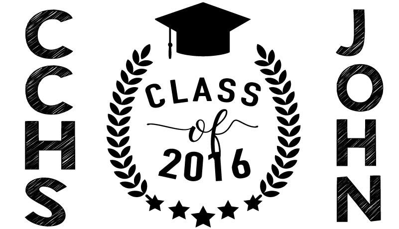 Graduation Logo #4