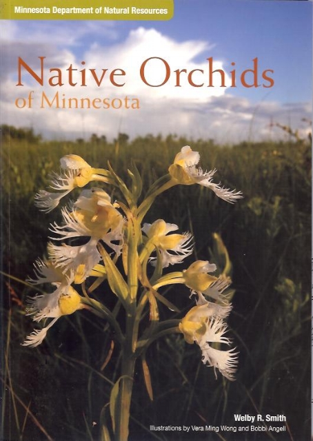Native Orchids of Minnesota.  Welby R. Smith,, revised edition published in 2012, features original illustrations by Vera Ming Wong and additional illustrations by me.
