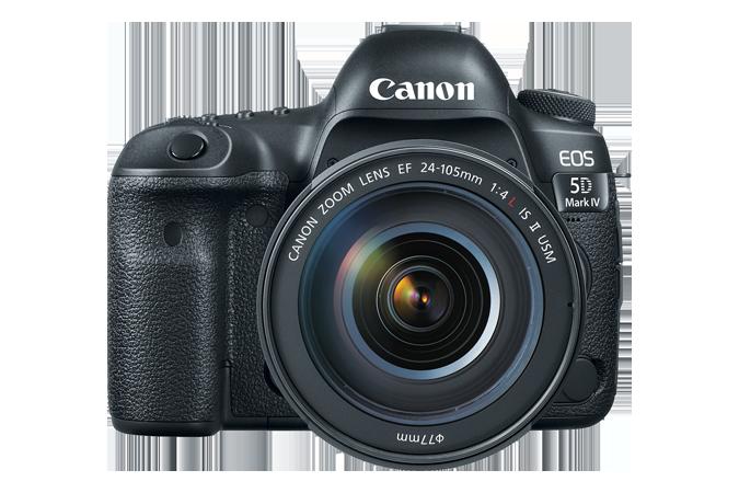 Canon DSLR's -