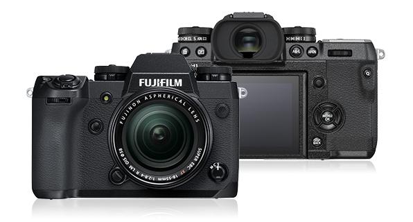 Fujifilm X series Mirrorless -