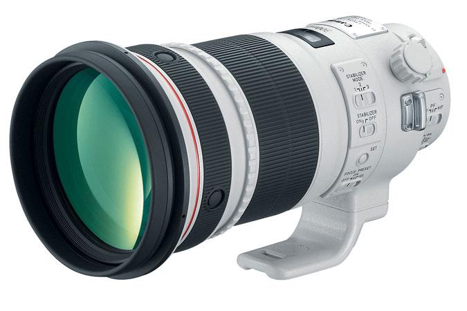 Canon Lenses -