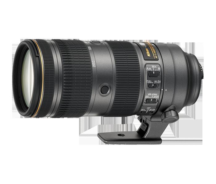 Nikon Lenses -