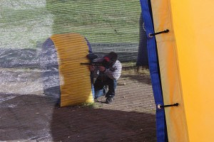 What is Speedball or Competitive Paintball?
