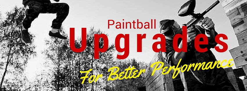 Three Paintball Upgrades for Better Performance