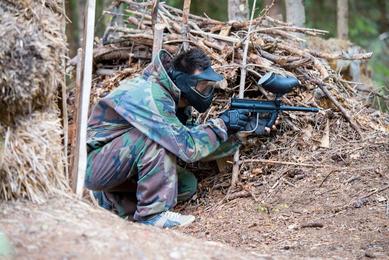Frequently Asked Questions of a Paintball Newbie