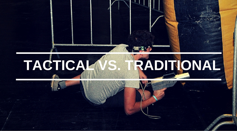 Is Tactical Laser Tag Better Than Traditional