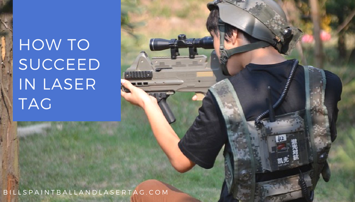 How to Succeed in Laser Tag