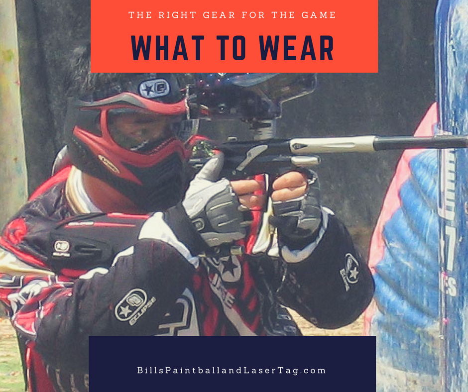 What Should I Wear for a Paintball Event?