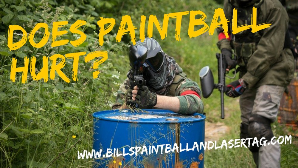 Do Paintballs Leave Welps?