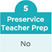 Preservice Teacher Prep