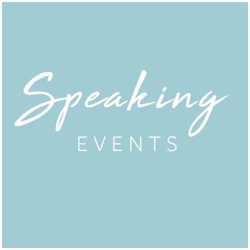 Speaking Events
