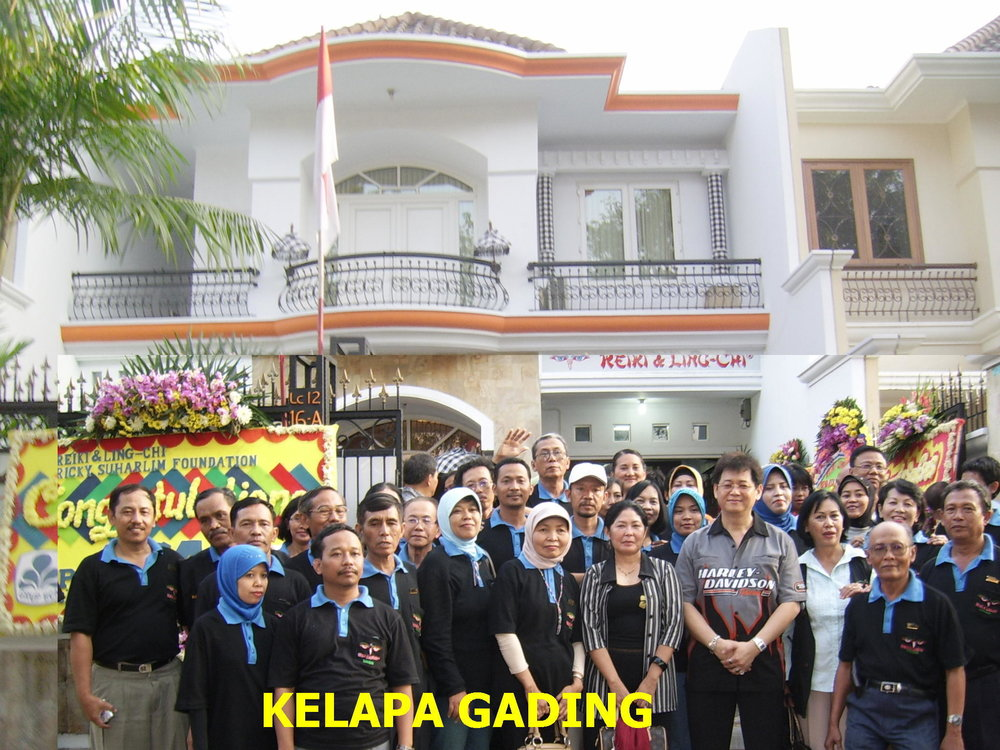 Peresmian Perwakilan Reiki-LingChi Jakarta 17-08-2007.jpg