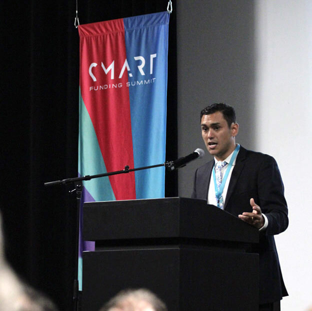 Ryan Smeets Speaker Smart Funding Summit