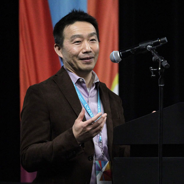 Shanley Jue Speaker Smart Funding Summit