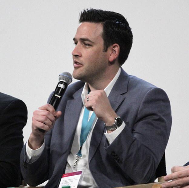 David Gosselin Speaker Smart Funding Summit