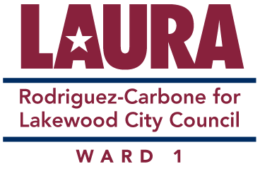 Laura Rodriguez-Carbone for Lakewood City Council, Ward 1