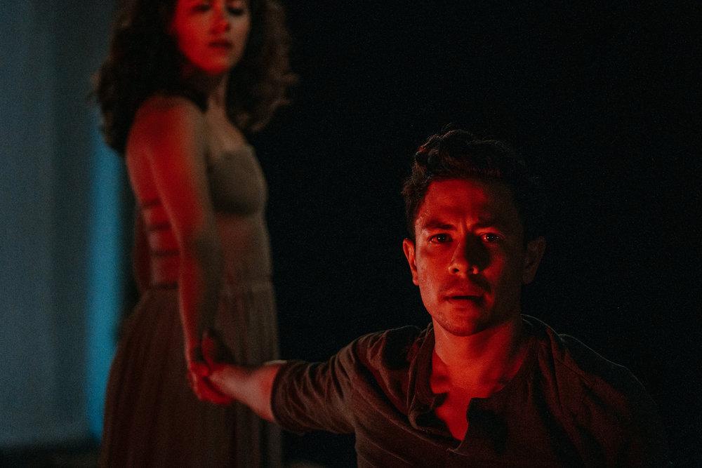 Photo: Stefano Altamura, Salt Photography; Dancers: Jim Kent and Melissa Sanderson