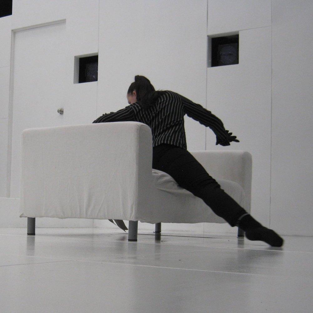 Photo: Quinn Hallenbeck Dancers: Maya Tacon