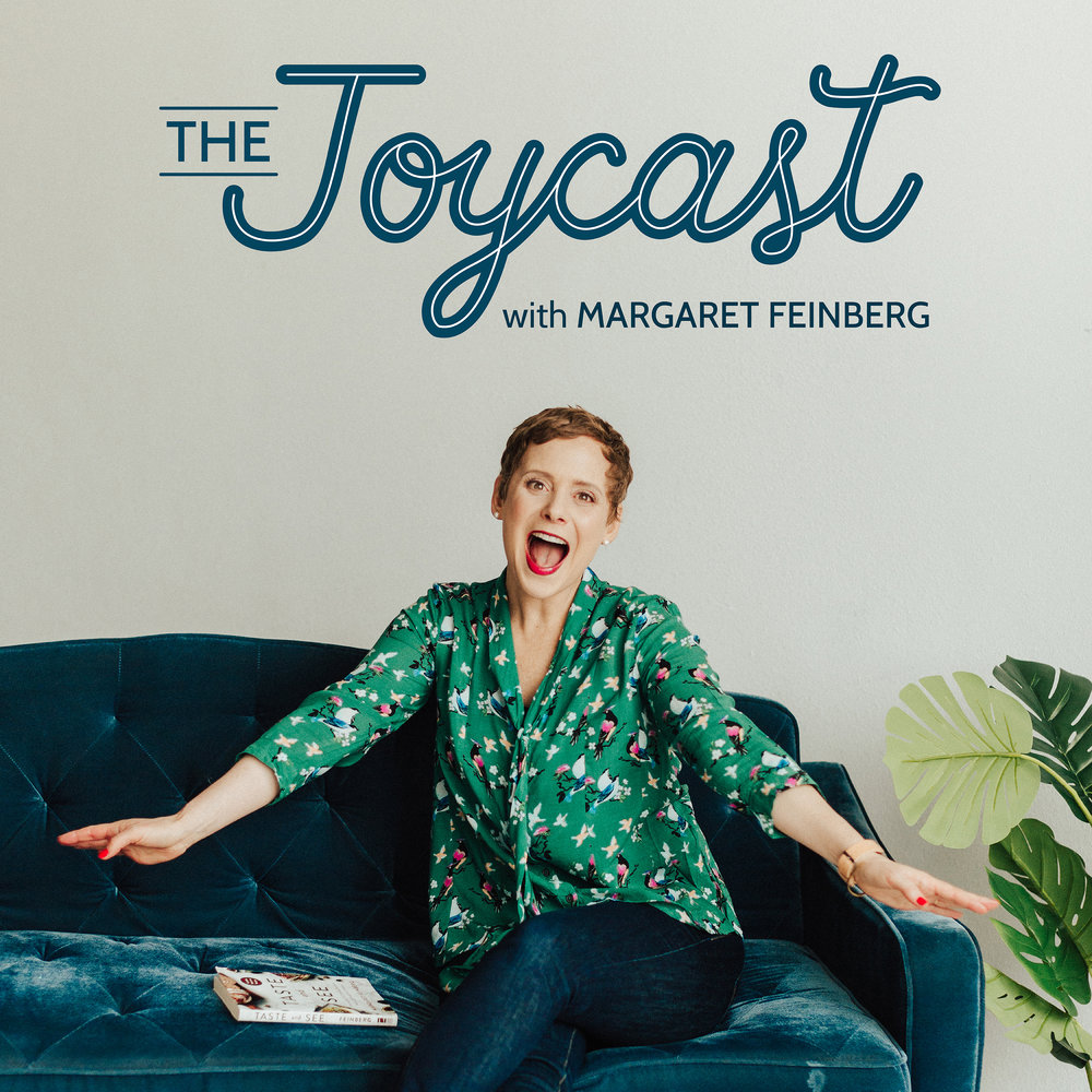 The Joycast with Margaret Feinberg