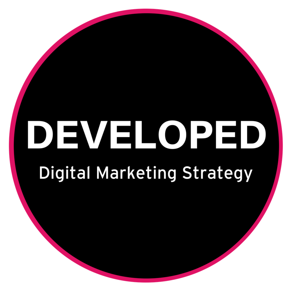 Developed Digital Marketing Strategy
