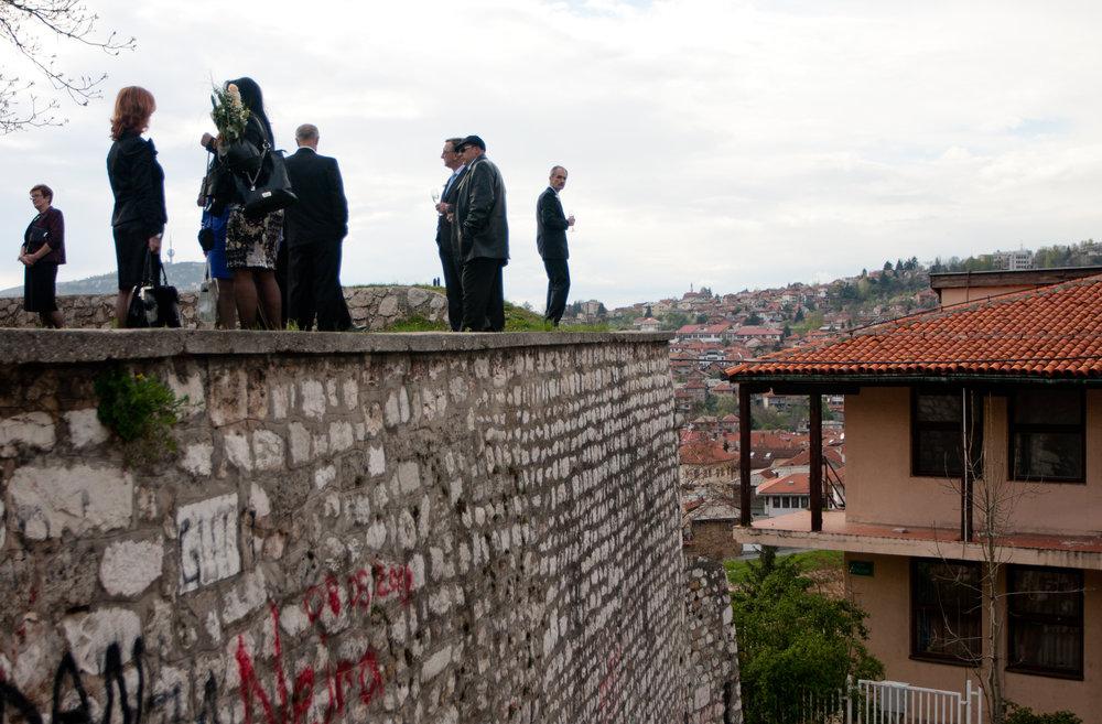 The Heart of Sarajevo is Back - PassBlue.com, December 2014