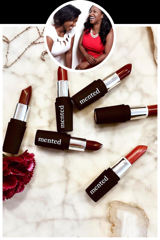 Mented Cosmetics by Amanda & KJ