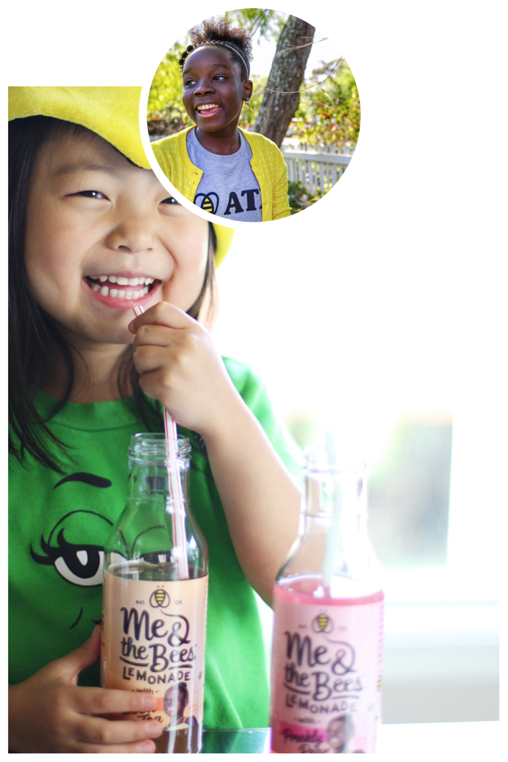 Me & the Bees Lemonade by Mikaila
