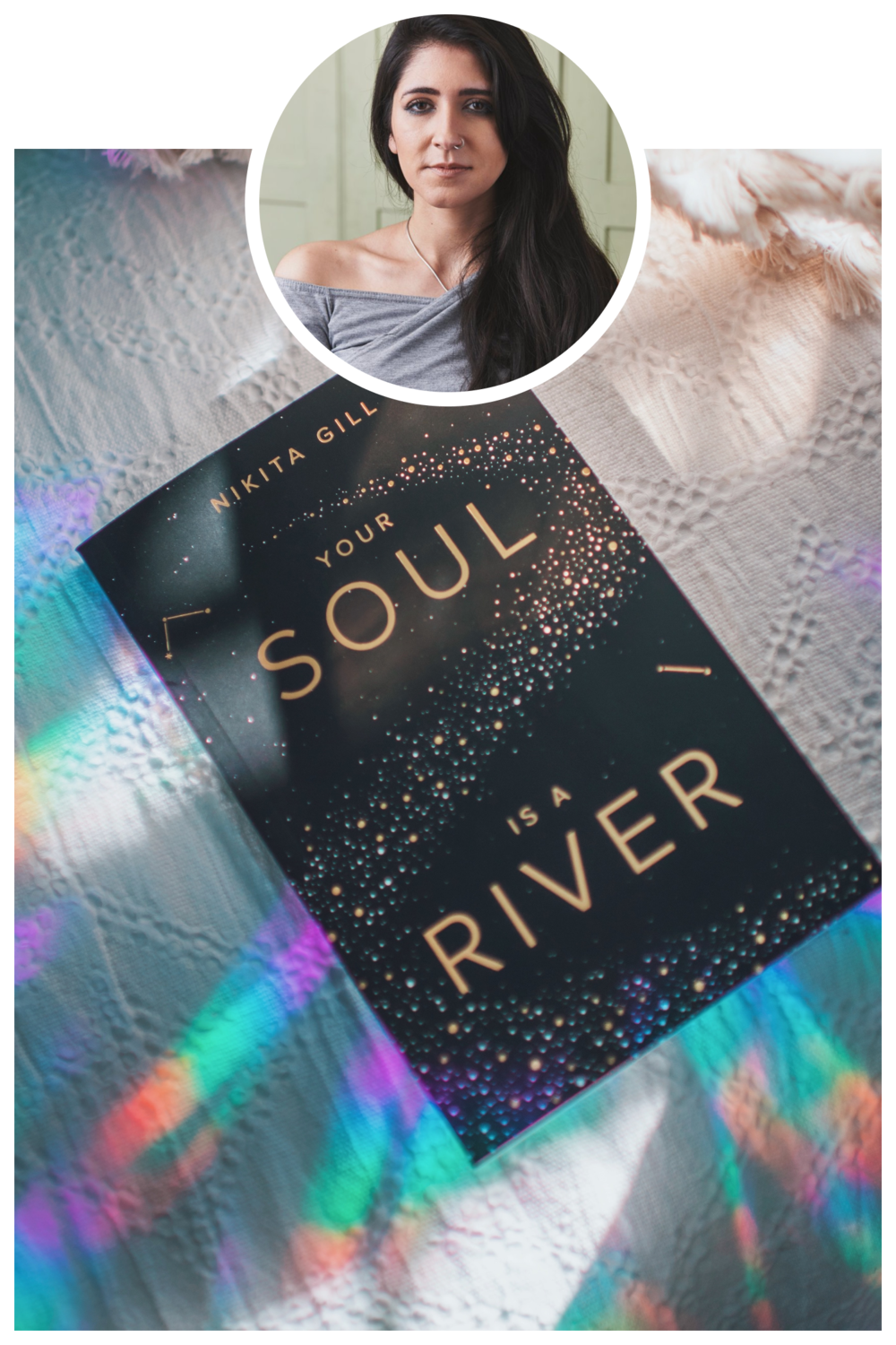Your Soul is a River by Nikita Gill
