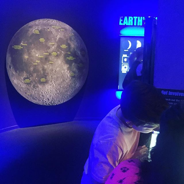 My moon man. 🌙 . . . . . #design #designer #graphicdesign #webdesign #branding #marketing #greenvilletx #mckinneytx #rockwalltx #sulphurspringstx #dallastx #dfw #smallnusiness #huntcounty #katcurlingdesignco  #perotmuseum