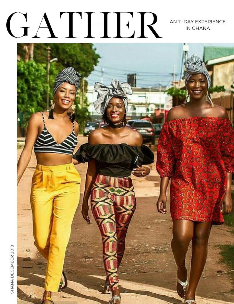 GHANA - December 23 - January 3, 2019