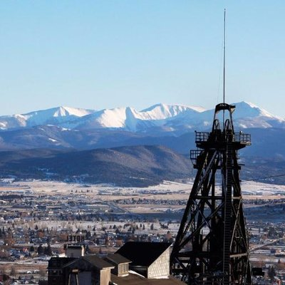 Geology and Mining - Learn About Butte's Rich Mining and Geologic History