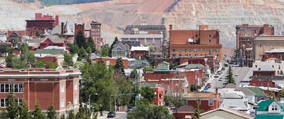 Butte Historic District - Learn About the History of Butte Silver-Bow